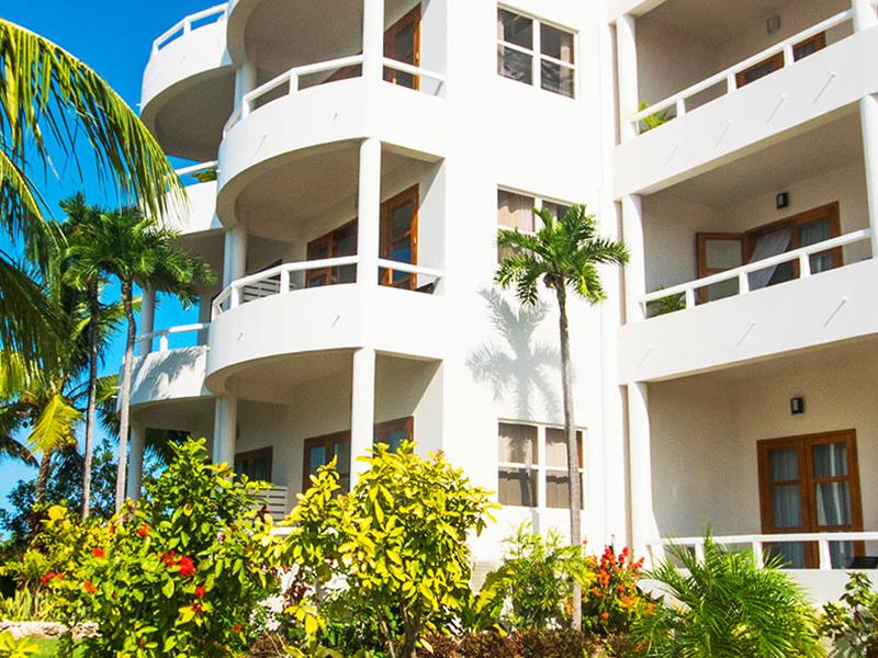 garden suites belize caribbean