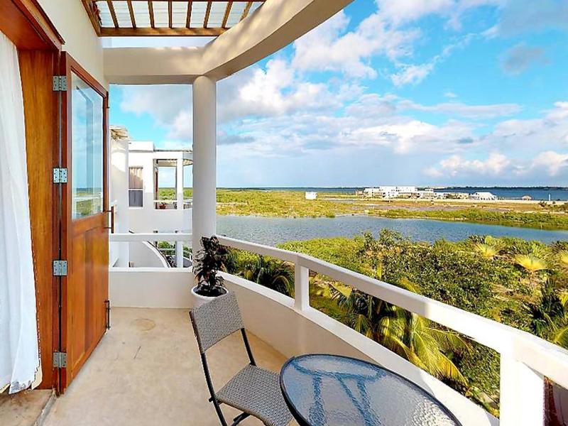 penthouse suites belize caribbean