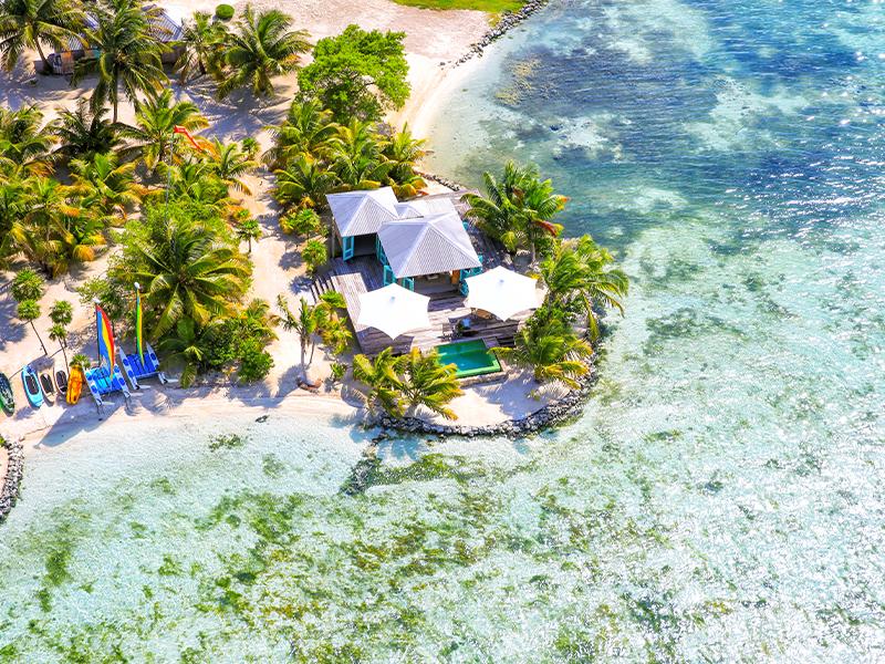 casa solana belize caribbean