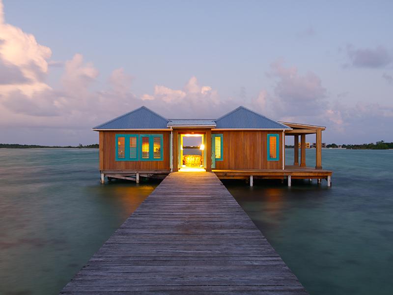 casa ventanas belize caribbean