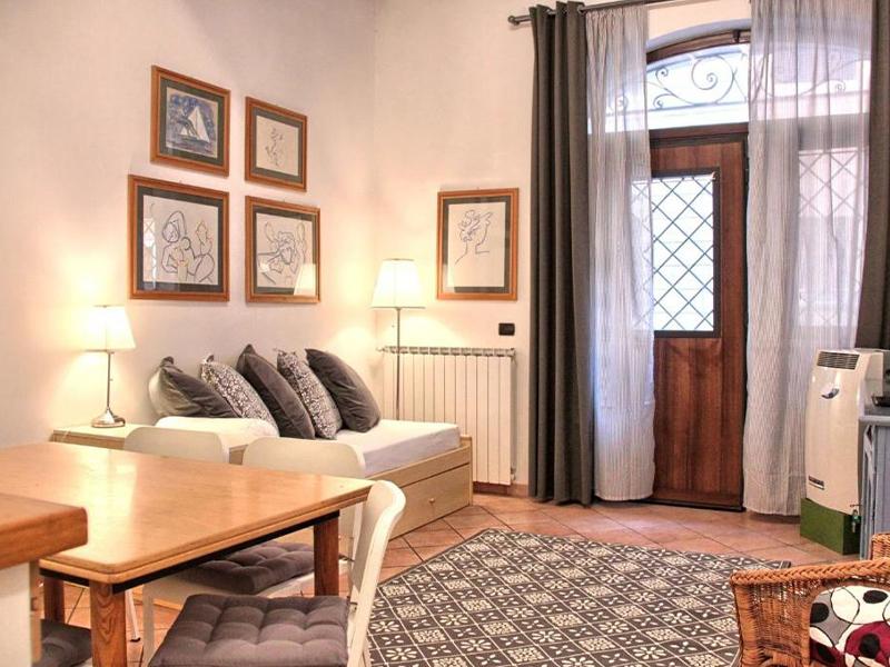 italy rome apartments