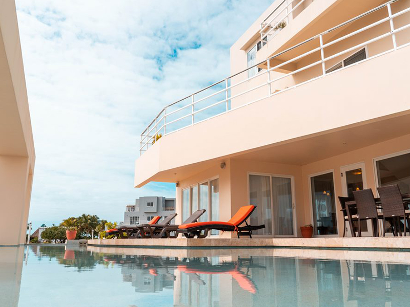 playa villa 1 belize caribbean