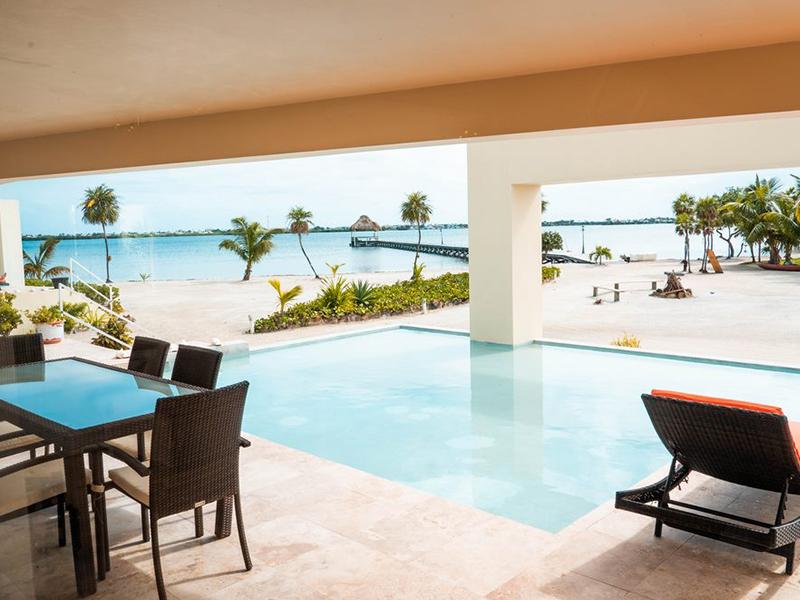 playa villa 2 belize caribbean san pedro