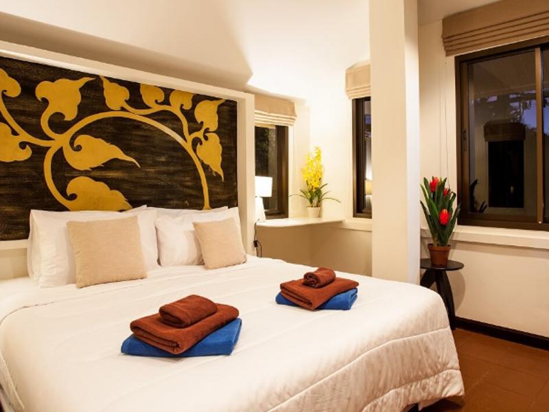 resort boutique 1 bedroom villa thailand