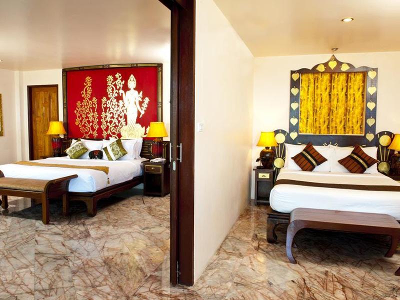 sandalwood pool suite koh samui thailand
