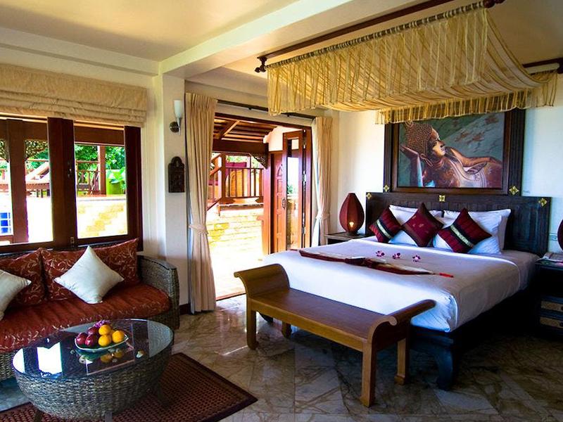 sandalwood pool villa thailand