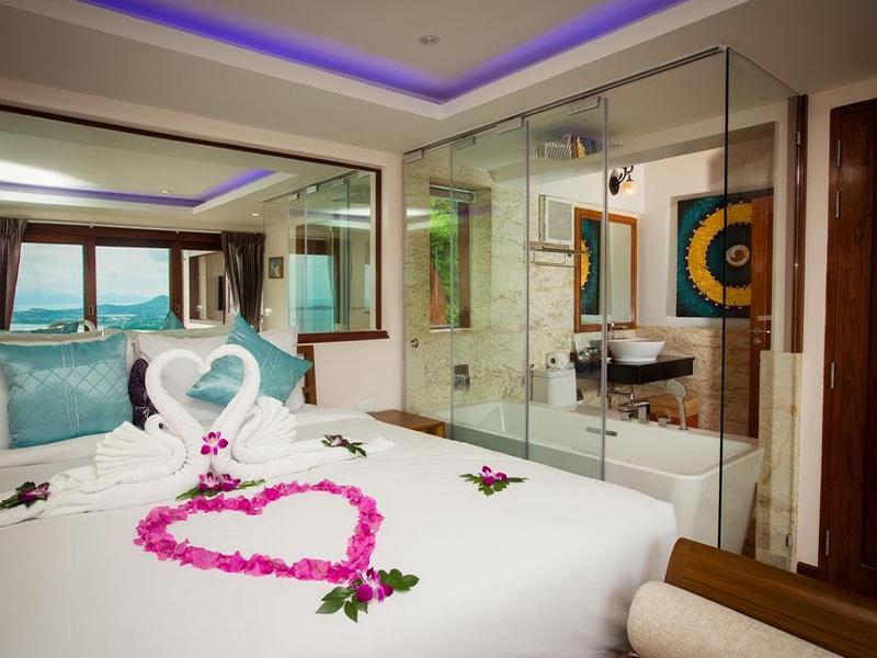 sandalwood grand pool villa thailand koh samui